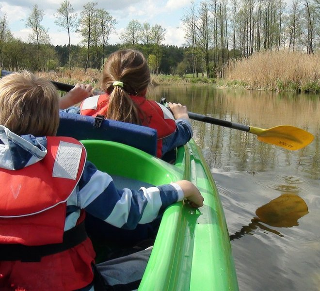 kayak colegio Málaga