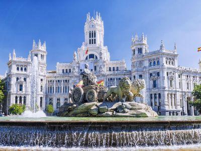 Madrid 4 días secundaria