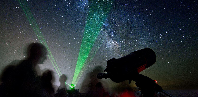 Observación astronómica Málaga