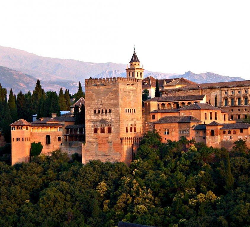 Andalucía 4 días primaria