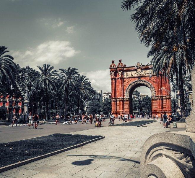 viaje fin de curso Barcelona secundaria