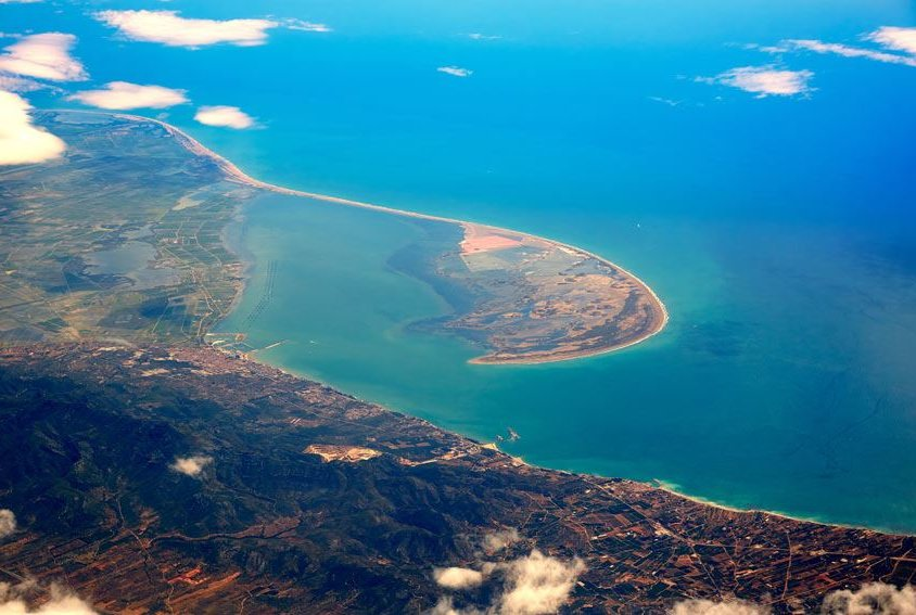 Delta del Ebro 5 días secundaria