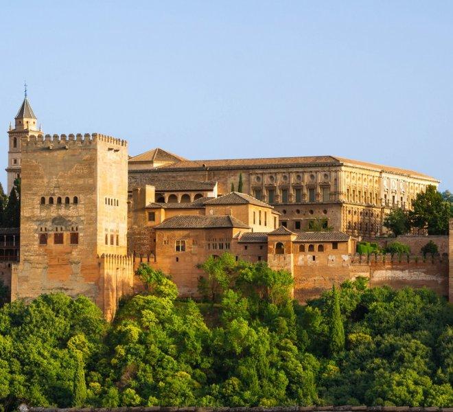 viaje fin de curso primaria Granada