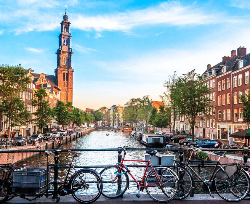Ámsterdam y Volendam para estudiantes 4 días
