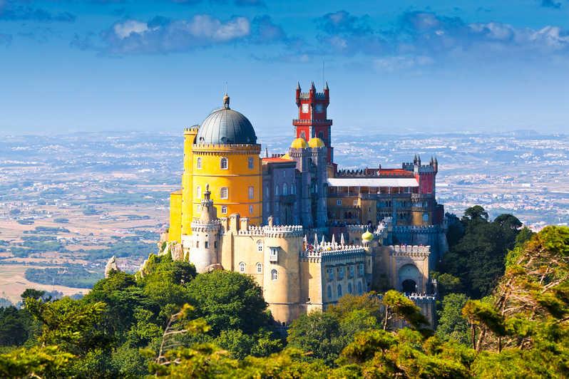 Costa de Lisboa 4 días