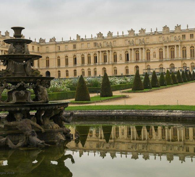 Viaje fin de curso París Versalles