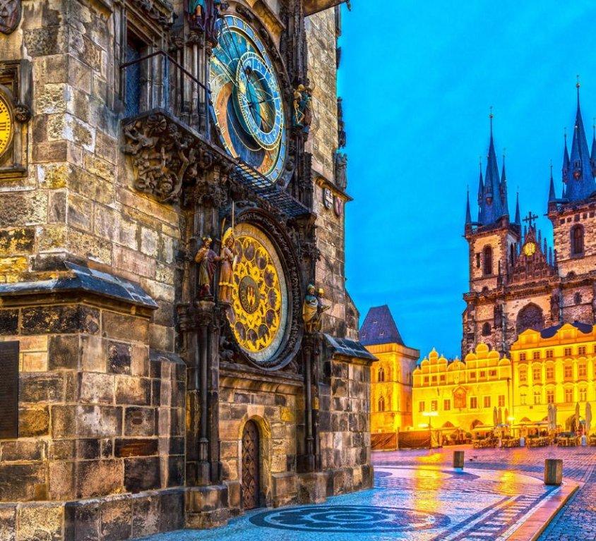 Praga 5 días para estudiantes