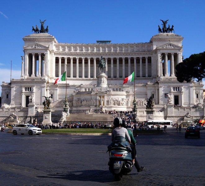 viaje fin de curso Roma