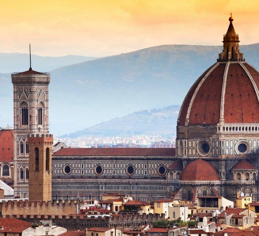 Roma y Florencia 5 días