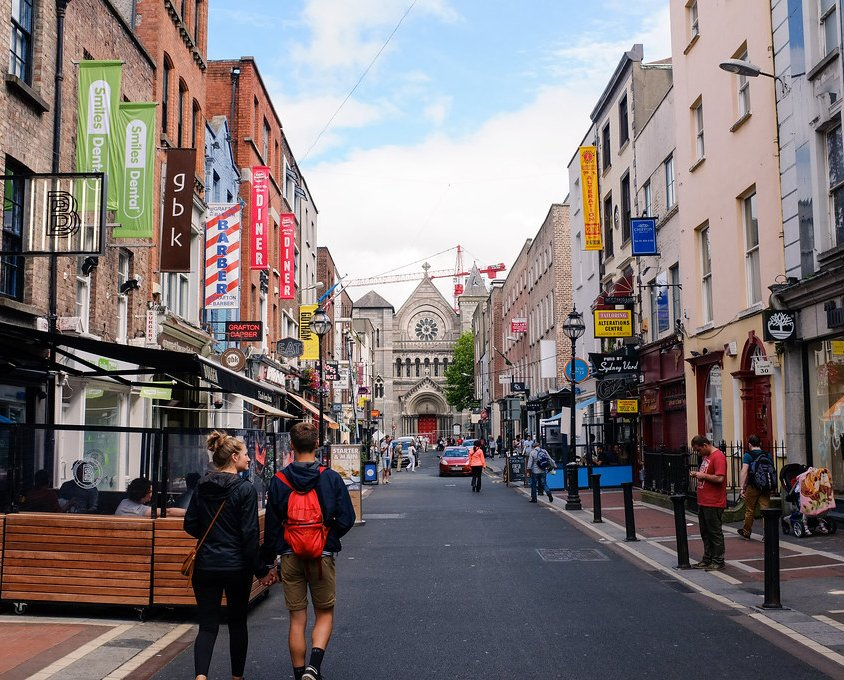 Irlanda 4 días