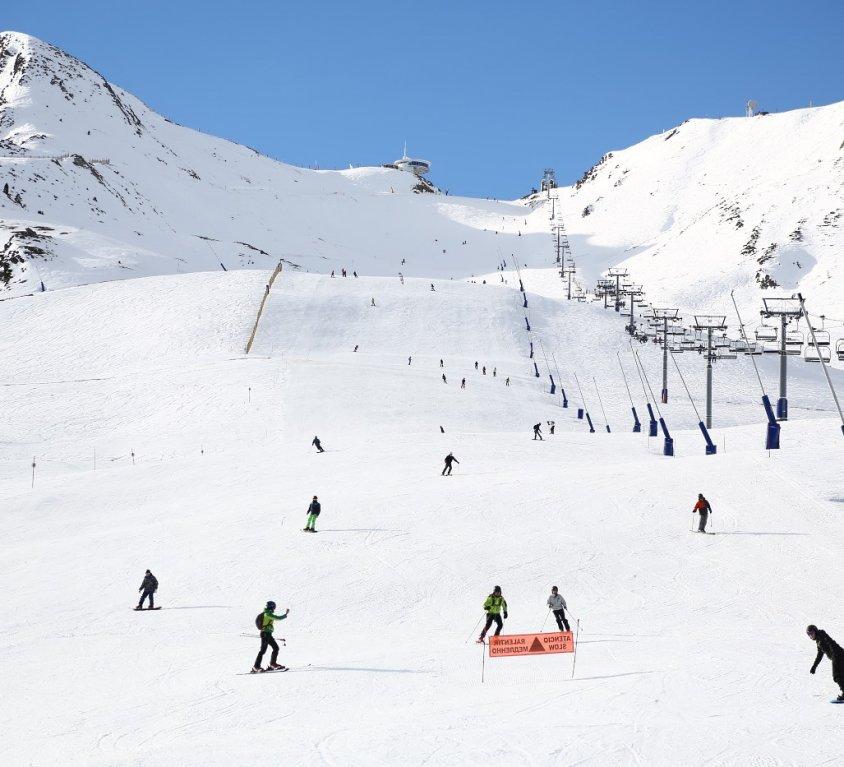 Andorra 4 días para esquiar