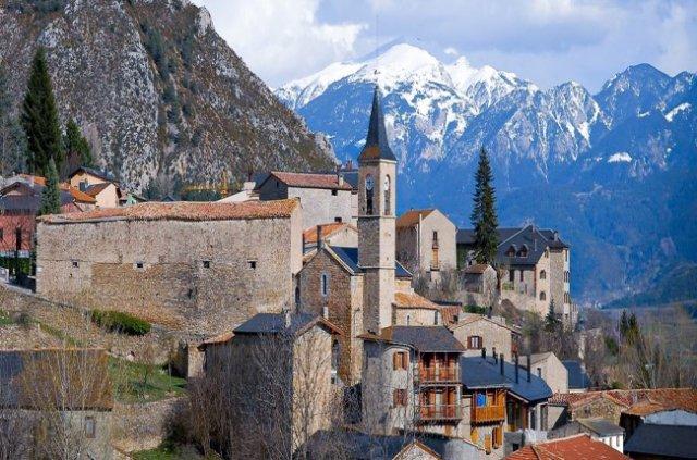 Viaje fin de curso Pirineos